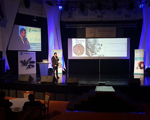 Dr. Georgi Iliev has presented during Zimmer Symposium