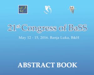 Digital Face Map presented at the 21th BasS Congress