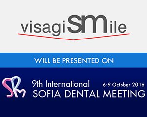 Sofia Dental Meeting 2016 Featuring VisagiSMile